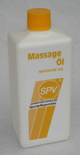 SPV Massage-Öl 500 ml