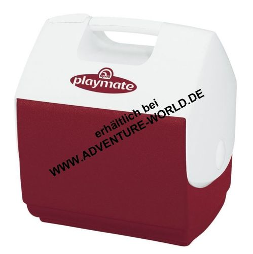 IGLOO Playmate Pal 6,6 Liter Kühlbox Rot